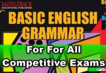 English Work Book Most Important eBook By-e1 Coaching Center